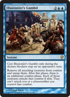 Commander 2013: Illusionist�s Gambit