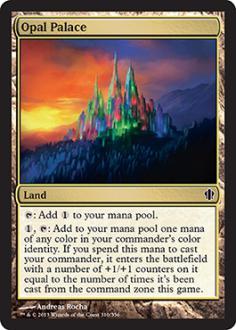 Commander 2013: Opal Palace