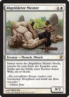 Commander 2013: Abgekl�rter Meister