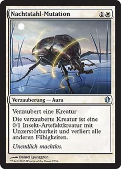Commander 2013: Nachtstahl-Mutation