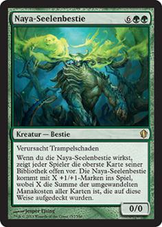 Commander 2013: Naya-Seelenbestie