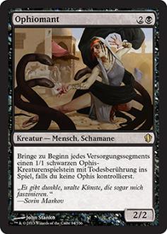 Commander 2013: Ophimant