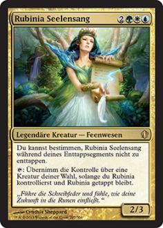 Commander 2013: Rubinia Seelensang
