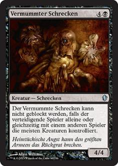 Commander 2013: Vermummter Schrecken