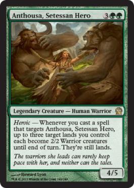 Theros Anthousa, Setessan Hero