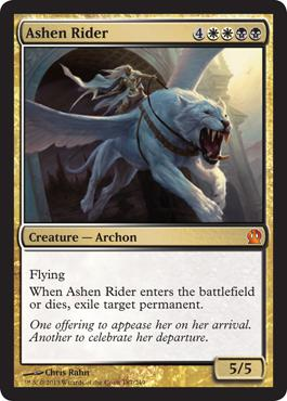 Theros Ashen Rider