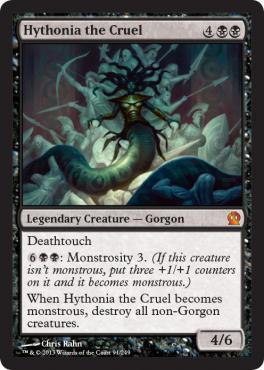 Theros Hythonia the Cruel