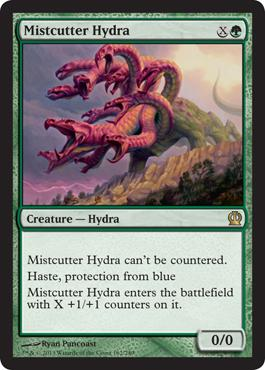 Theros Mistcutter Hydra