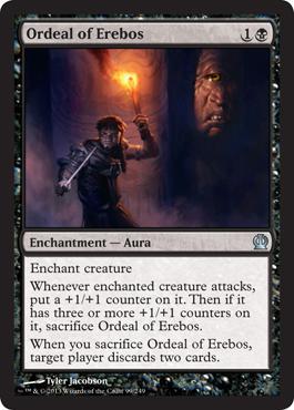 Theros Ordeal of Erebos