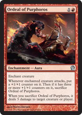 Theros Ordeal of Purphoros