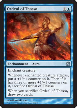 Theros Ordeal of Thassa