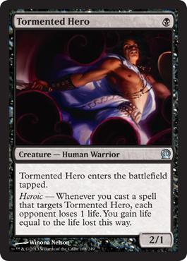 Theros Tormented Hero