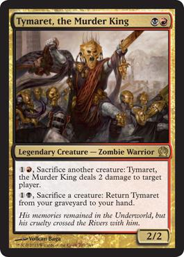 Theros Tymaret, the Murder King