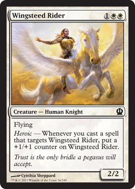 Theros Wingsteed Rider