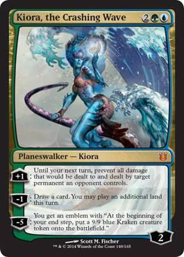 BNG Preview: Kiora, the Crashing Wave