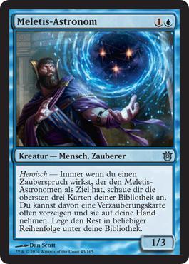 Kinder der G�tter: Melentis-Astronom