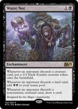 Magic 2015: Waste Not