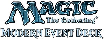 Modern Event Deck: Logo